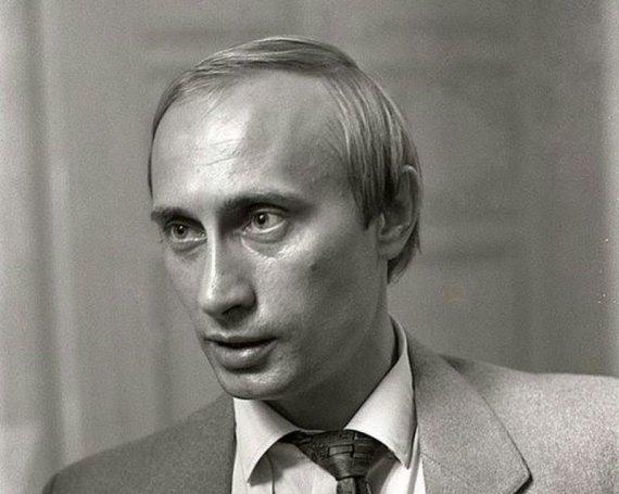 """""""Twitter"""" nuotr./Jaunas Vladimiras Putinas"""