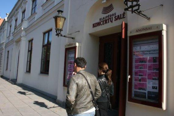 Jurgitos Andriejauskaitės nuotr./Koncertų salė jau parengė visą programą, kuria užbaigs 6-ąjį koncertinį sezoną.