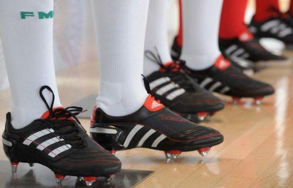 "AFP/""Scanpix"" nuotr./""Adidas"" skelbia gerus rezultatus"
