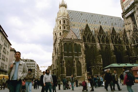 sxc.hu nuotr./Austrijos sostinė Viena
