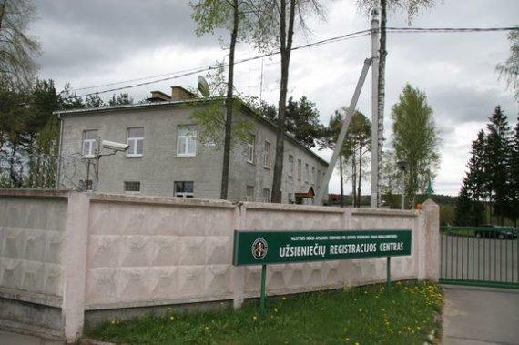 VSAT nuotr./Užsieniečių registracijos centras