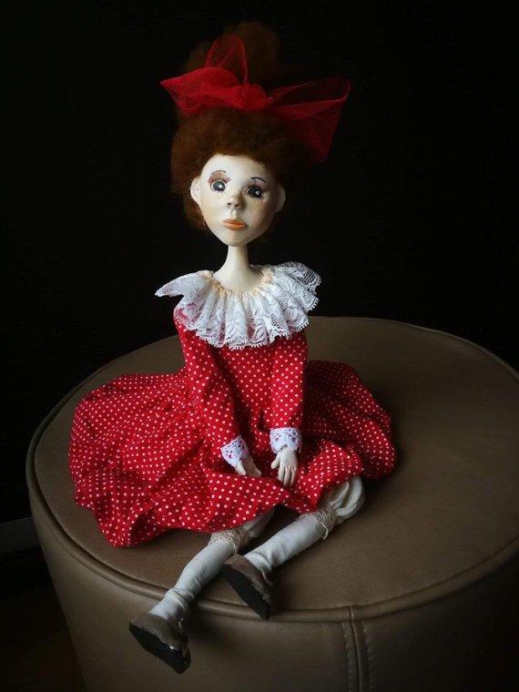 Asmeninio archyvo nuotrauka/Ingridos Vaitiekūnienės lėlė
