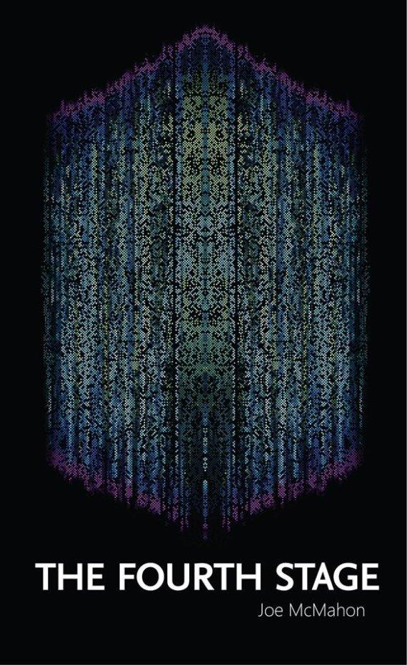 "Asmeninio archyvo nuotr./Joe McMahono antrosios knygos ""The Fourth Stage"" viršelis"