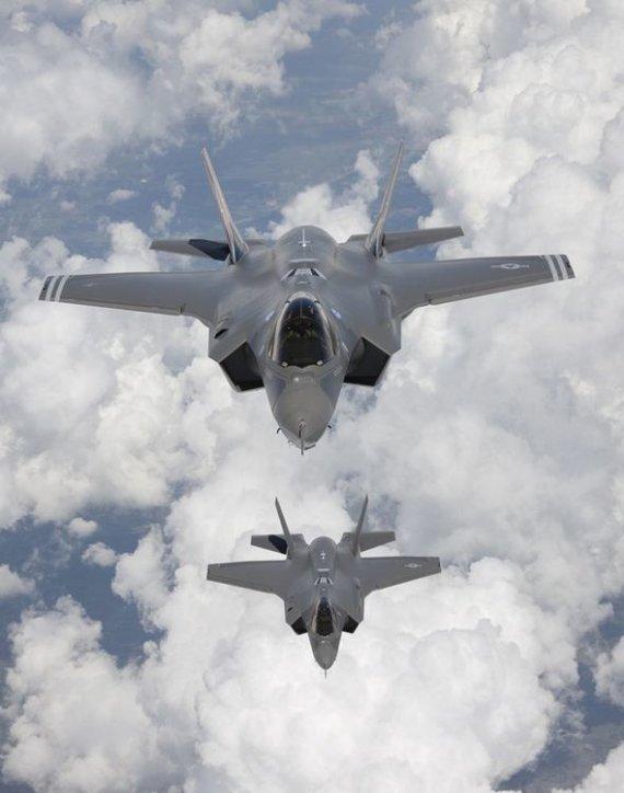 """""""Reuters""""/""""Scanpix"""" nuotr./Naikintuvai F-35"""