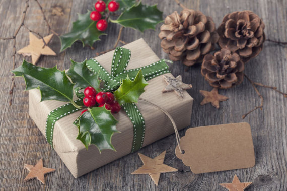 123rf.com nuotr./Kalėdinė dovana