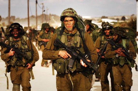 """""""Reuters""""/""""Scanpix"""" nuotr./Izraelio pajėgos"""