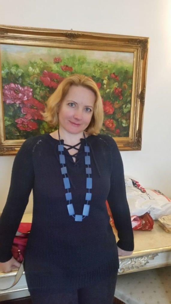 Asmeninio archyvo nuotr./Lina Vėželienė