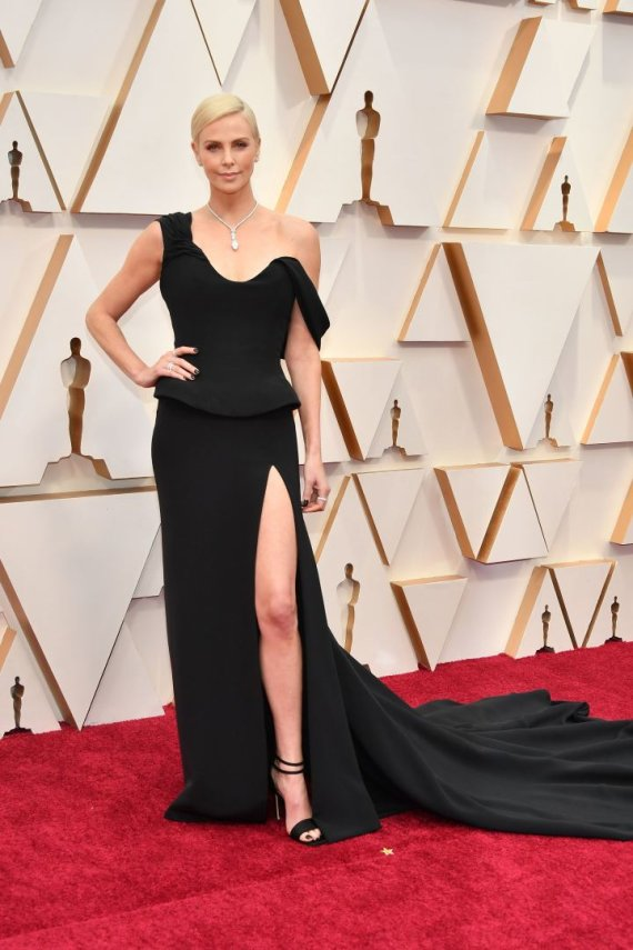 "AFP/""Scanpix"" nuotr./Charlize Theron"