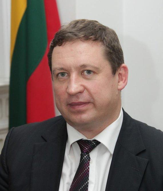 Džojos Gundos Barysaitės nuotr./Raimundas Karoblis