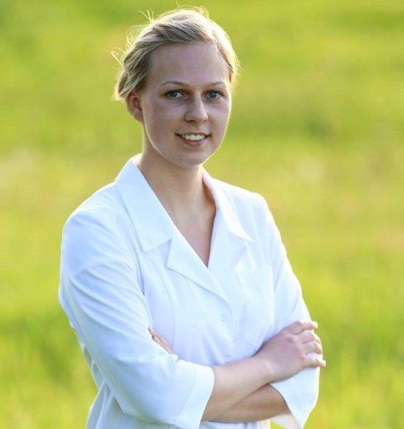 Asmeninio archyvo nuotr./Gydytoja odontologė Marija Lazauskaitė