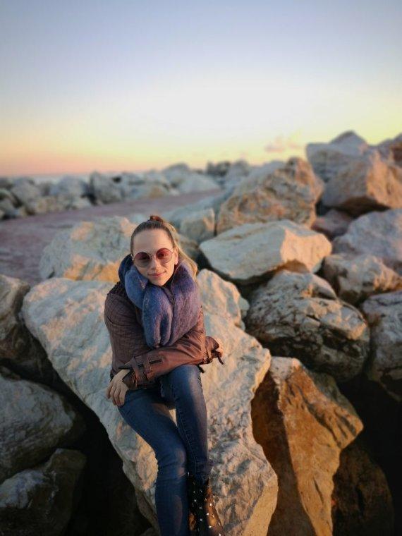 Asmeninio albumo nuotr./Ineta Puzaraitė-Žvagulienė