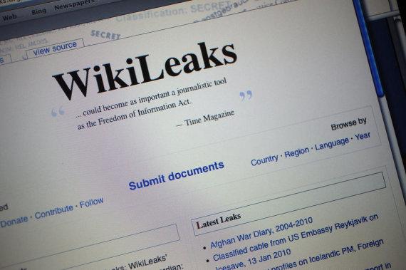Scanpix / Postimees.ru/Wikileaks