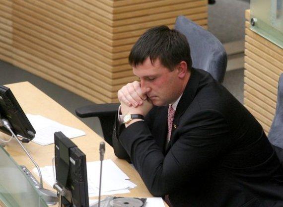 Irmanto Gelūno / 15min nuotr./Aleksandras Sacharukas (2010 m.)