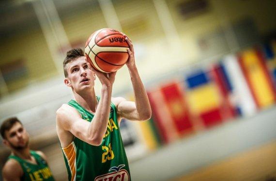 FIBA.com nuotr./Matas Jogėla