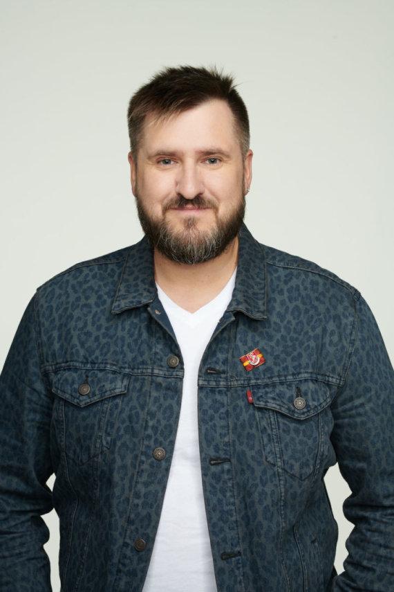 Asmeninio albumo nuotr./Gediminas Jaunius