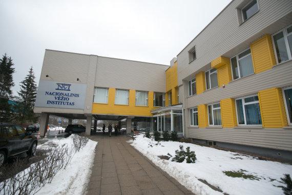 Juliaus Kalinsko/15min.lt nuotr./Nacionalinis vėžio institutas