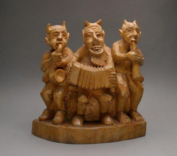 Velniai iš Velnių muziejaus