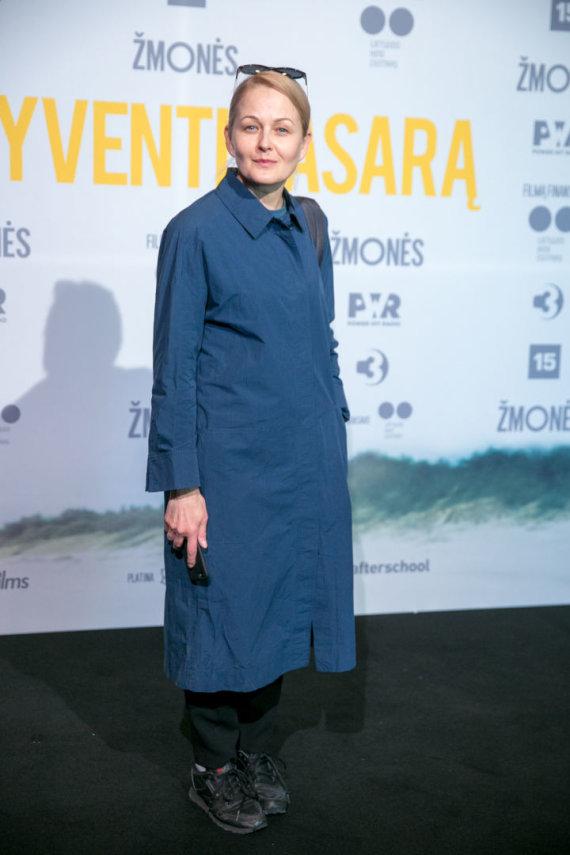 """Juliaus Kalinsko / 15min nuotr./Filmo """"Išgyventi vasarą"""" premjeros svečiai"""
