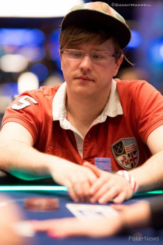 Dominykas Karmazinas / PokerNews.com nuotr.