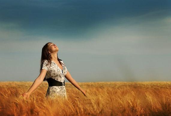 Flickr.com/Pajusti laimę taip paprasta