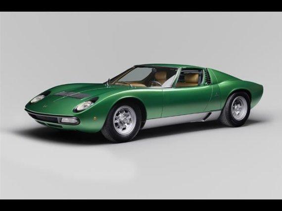 """""""Lamborghini Miura"""""""