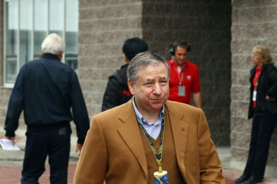 """Scanpix"" nuotr./FIA prezidentas Jeanas Todtas"