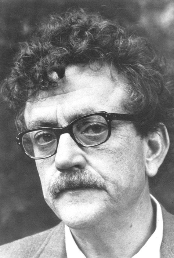 Wikimedia.org nuotr./Kurtas Vonnegutas 1972 metais