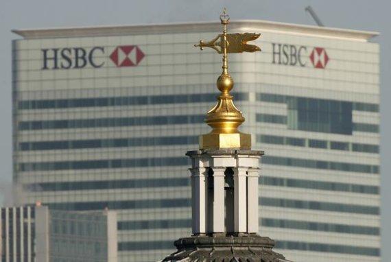"""""""Reuters""""/""""Scanpix"""" nuotr./HSBC"""