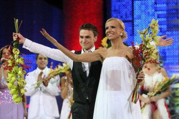 Juliaus Kalinsko / 15min nuotr./Vadimas Šuško ir Laura Valytė