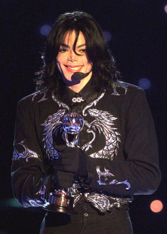 """Scanpix""/AP nuotr./Michaelas Jacksonas (2000 m.)"