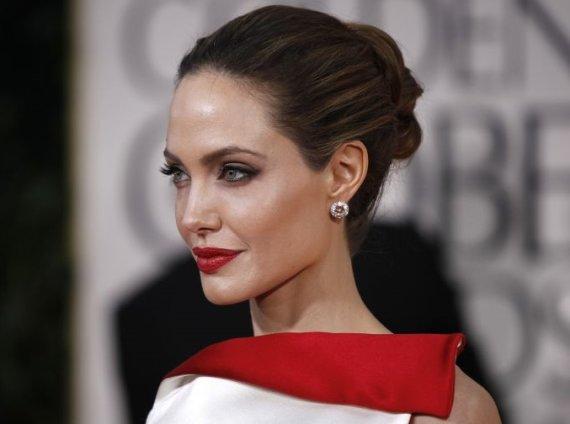"""Scanpix"" nuotr./Angelina Jolie"