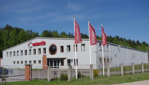 """""""Valentis Pharma"""" nuotr./""""Valentis Pharma"""" vaistų gamykla Vilniuje"""
