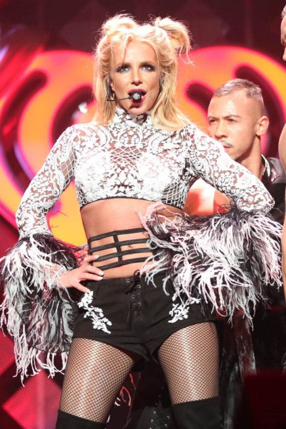 """AFP/""""Scanpix"""" nuotr./8 vieta: Britney Spears – 34 mln. JAV dolerių"""