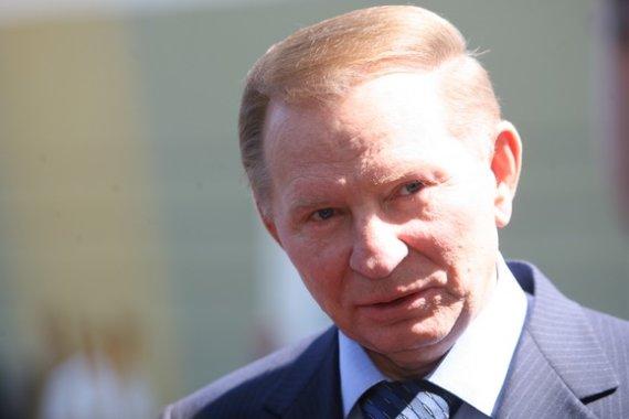 Juliaus Kalinsko / 15min nuotr./Kadenciją baigęs Ukrainos prezidentas Leonidas Kučma