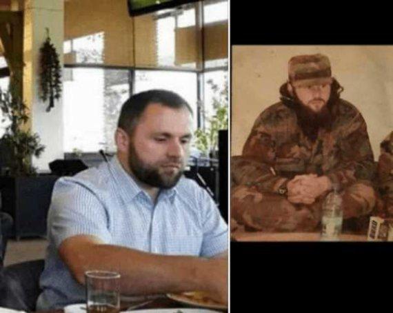 """Twitter"" nuotr./Zelimchanas Changošvilis"