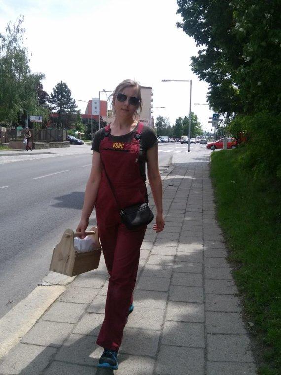 Asmeninio archyvo nuotr./Asta Glebkienė