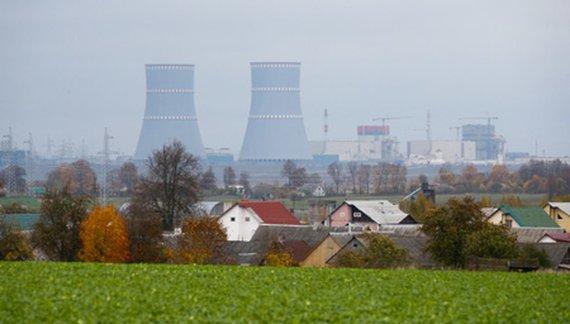 Photo by Scanpix / Astravo Nuclear Power Plant