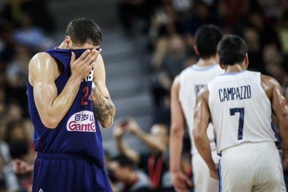 nuotr. FIBA/Argentina – Serbija