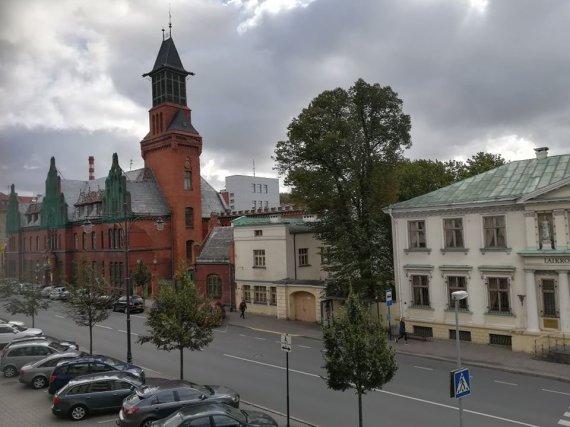 15min nuotr./Klaipėdos centrinis paštas
