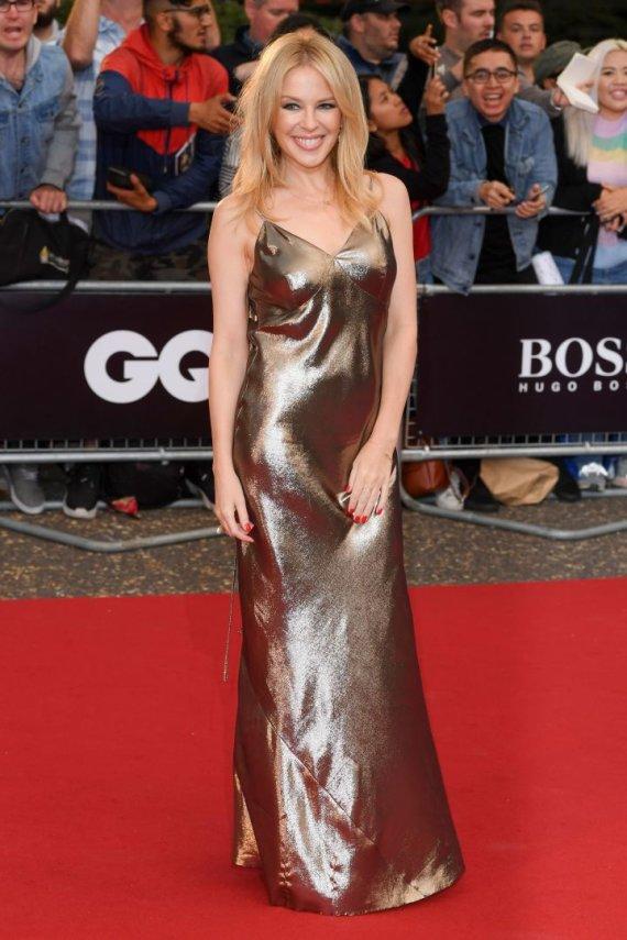 Vida Press nuotr./Kylie Minogue