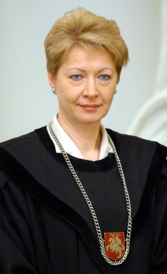 Valdo Kopūsto (ELTA) nuotr./Regina Eltermanienė