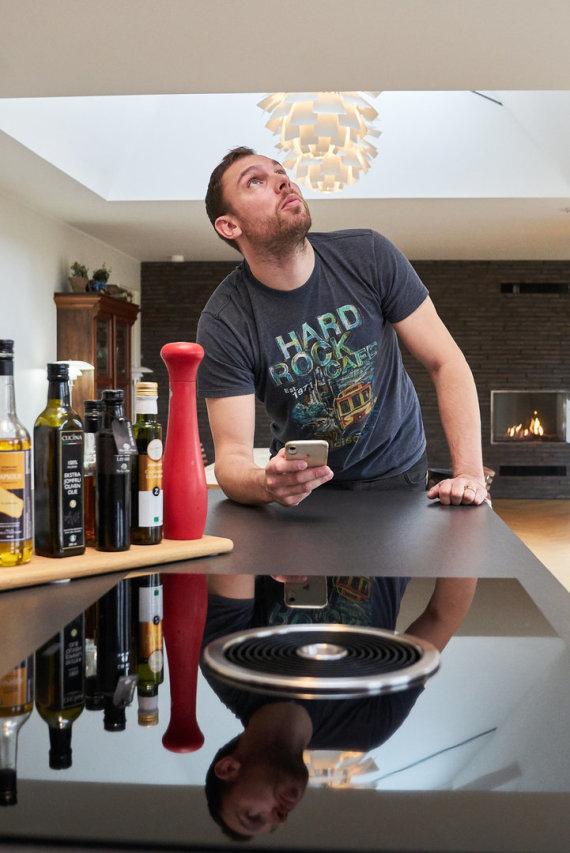 Partnerio nuotr./Sveikas namų mikroklimatas namuose kuriamas išmaniaisiais sprendimais