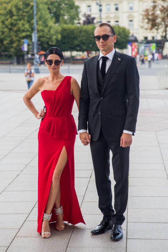 Josvydo Elinsko / 15min nuotr./Agnė Jagelavičiūtė ir Mantas Volkus