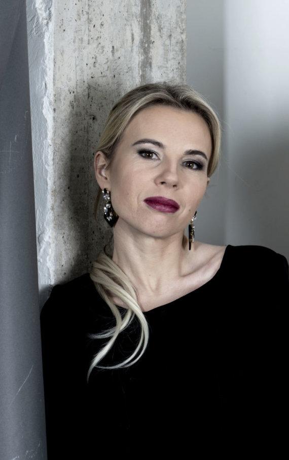 Kęstučio Pleitos nuotr./Julija Karaliunaitė