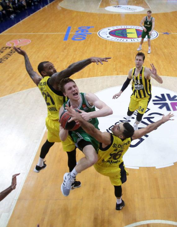 Getty Images/Euroleague.net nuotr./Marius Grigonis