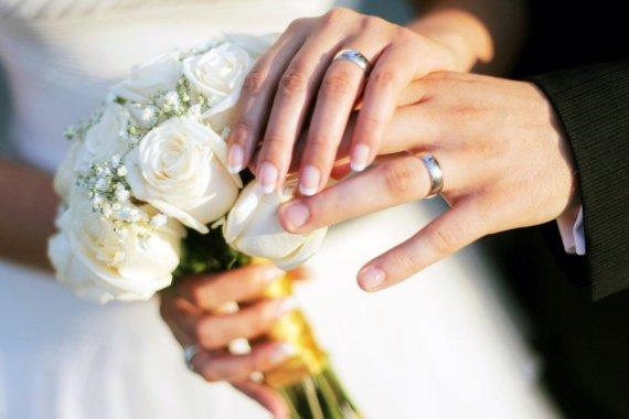 Fotolia nuotr./Vestuvės