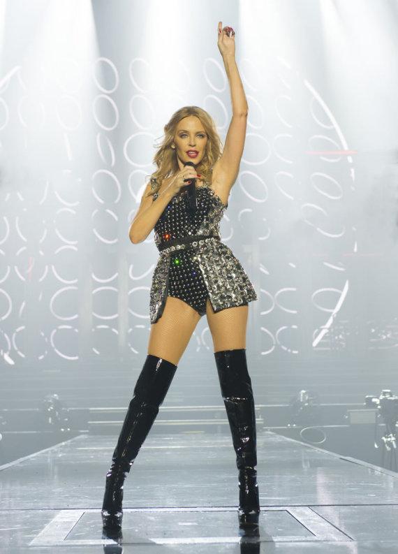 """Live Nation Lietuva"" nuotr./Kylie Minogue"
