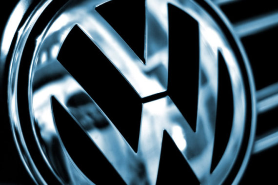 "Gamintojo nuotr./""Volkswagen"" ženklas"