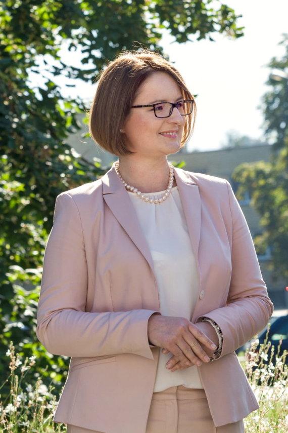 Asmeninio archyvo nuotr./Rūta Kapačinskaitė, Birštono turizmo informacijos centro direktorė
