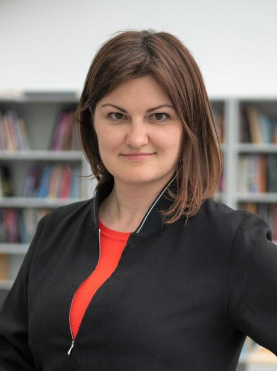 Gretos Pikutienės nuotr./Karolina Štelmokaitė
